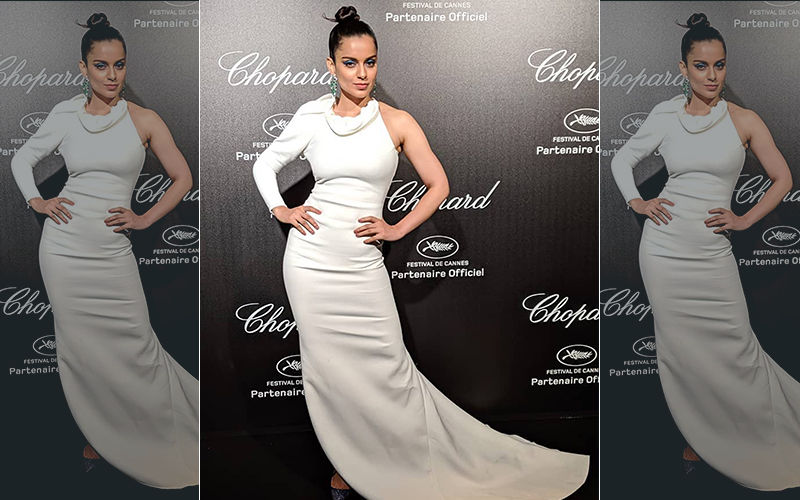Kangana Ranaut At Cannes 2019: Actress Shows Her Fierce Vibe At The Chopard Dinner