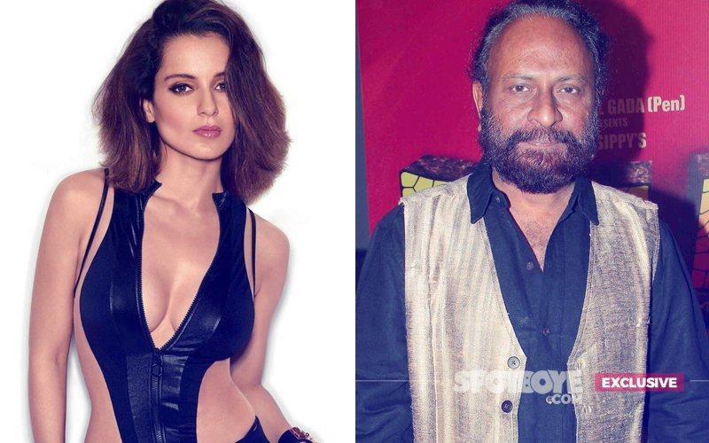 Kangana Ranaut Responds To Ketan Mehta: There Is No Similarity In Story And Screenplay Of Your Film And Mine