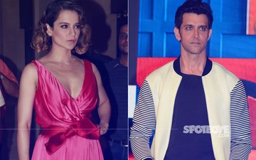 Kangana Ranaut: I Demand An Apology From Hrithik Roshan For Publishing Dirty Mails On My Name
