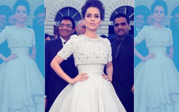 Click Here To Know Which Colours Kangana Ranaut Wants To Wear At Cannes 2018