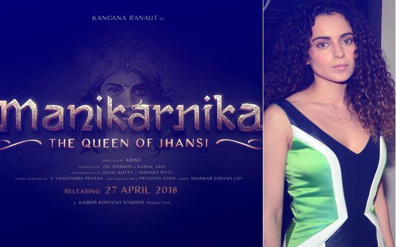 Kangana Ranaut Severely Injured On-The-Sets Of Manikarnika, Gets 15 Stitches On Forehead