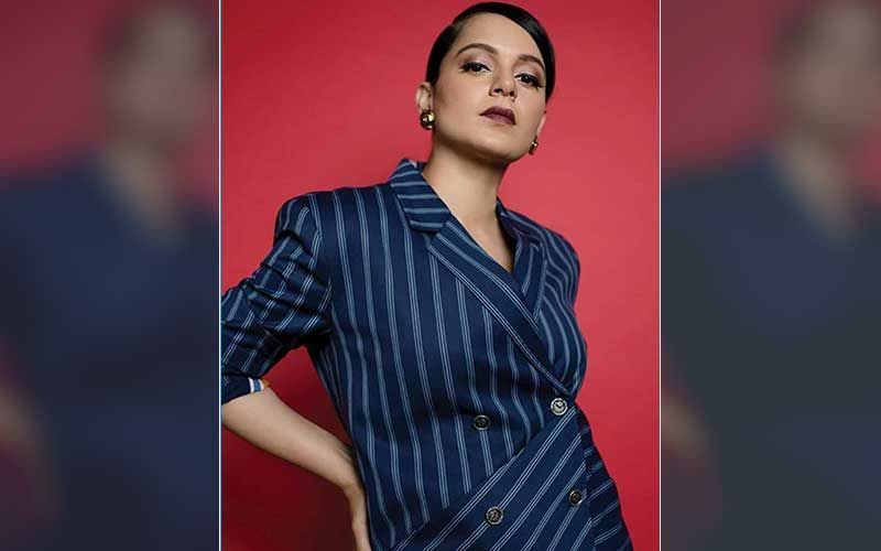 Kangana Ranaut Takes Us Through Her New Pali Hill Office And The European Interiors Add A Luxe Feel To It – Video