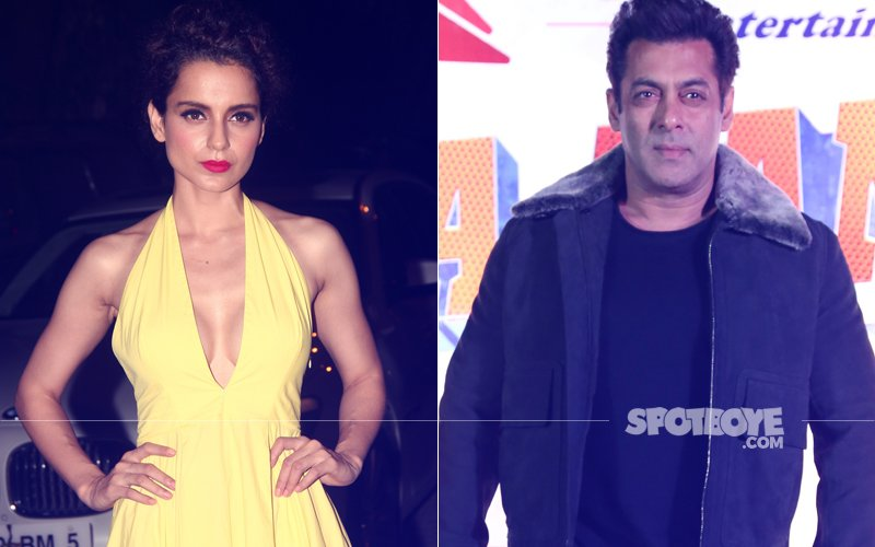 Will Kangana Ranaut Knock On Salman Khan's Door For Her Next Film?
