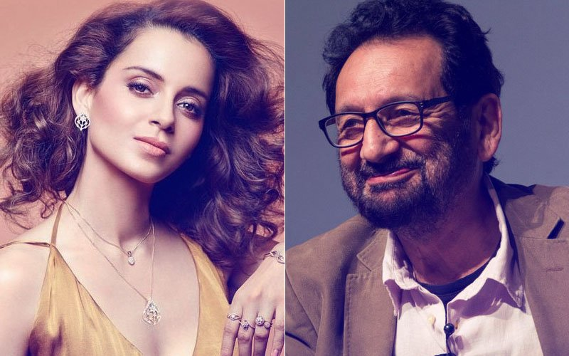 Kangana Ranaut To Star In Shekhar Kapur's Next Venture?