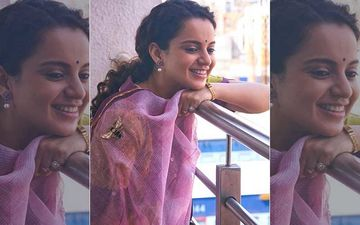 Panga First Look: Kangana Ranaut Looks Seedhi-Saadhi, Set To Play Mother Once Again