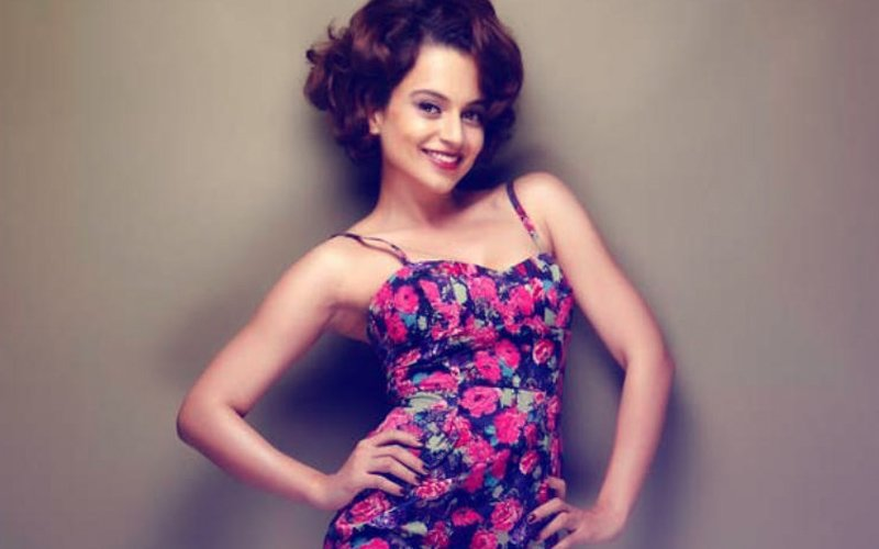 Kangana Ranaut Is An 80-Year-Old Woman In Her Directorial Debut, Teju