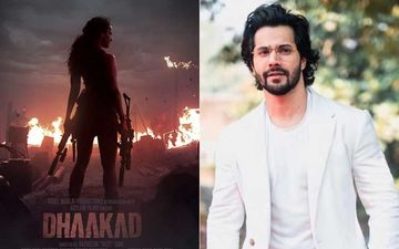 Kangana Ranaut's Dhaakad Poster Looks Fierce; To Clash With Varun Dhawan's Rannbhoomi In 2020