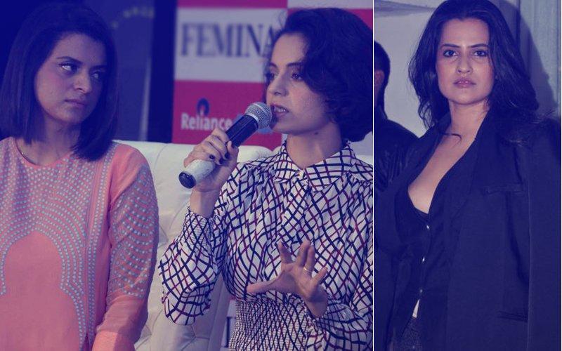Rangoli Slams Sona Mohapatra For Accusing Kangana Ranaut, Says She Is A Black Spot On Womanhood