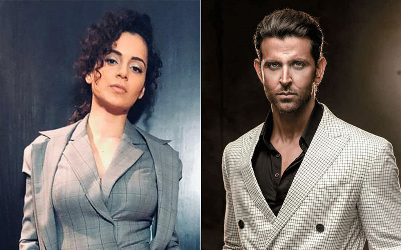 Kangana Reacts To Hrithik's Tweet: 'Why Did He Write A Sob Story? The Call To Postpone Super 30 Was Taken A Week Ago!'