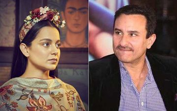 Kangana Ranaut Says She Was Misquoted; Didn't Lash Out At Saif's 'No Concept Of India Before Britishers' Statement
