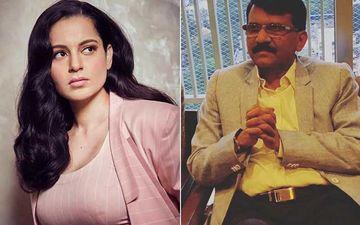 Sanjay Raut Slams Kangana Ranaut For Calling Mumbai 'PoK' And 'Taliban'; 'Shiv Sena Will Not Live Without Paying Homage To Maharashtra Enemies'