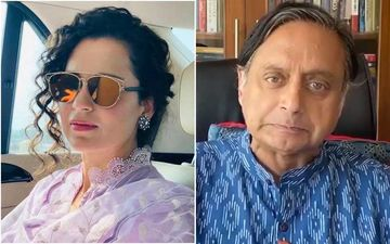 Kangana Ranaut's 'Don't Pay Us For Mothering Our Own,' Tweet Gets A Reply From Shashi Tharoor; Says, 'It's About Recognising The Value Of Unpaid Work'