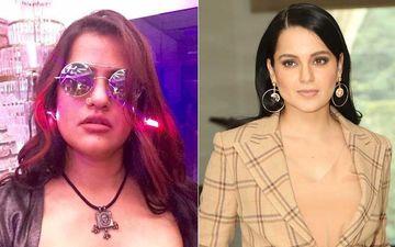 Sona Mohapatra Gets Into A Heated Argument With Author Shefali Vaidya On Social Media Over Kangana Ranaut Blasting Bollywood