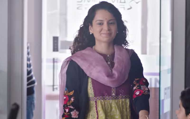 Panga Song Bibbi: Ahead Of Its Release; Makers Give A Glimpse Of Kangana's Life As Her Son Turns Her Coach