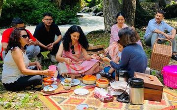 Kangana Ranaut Arranges Family Picnic In Manali Before Summer Ends; Sister Rangoli Calls It 'Much-Needed Family Outing'- VIDEO