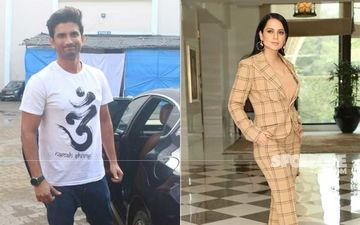 Kangana Ranaut Gives Video Proof Of Sushant Singh Rajput's Lawyer's Statement Supporting Her; Slams Movie Mafia And Publication For Spreading Fake News