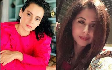 Urmila Matondkar Says Kangana Ranaut Is Setting A Wrong Example: 'Which Girl From A Civilized Culture Would Use This Kind Of Language?'