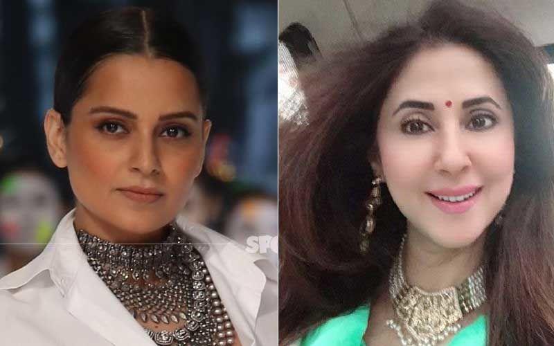 Urmila Matondkar Ready To Apologise For Calling Kangana Ranaut 'Rudali'; 'It Doesn't Make Me Small'