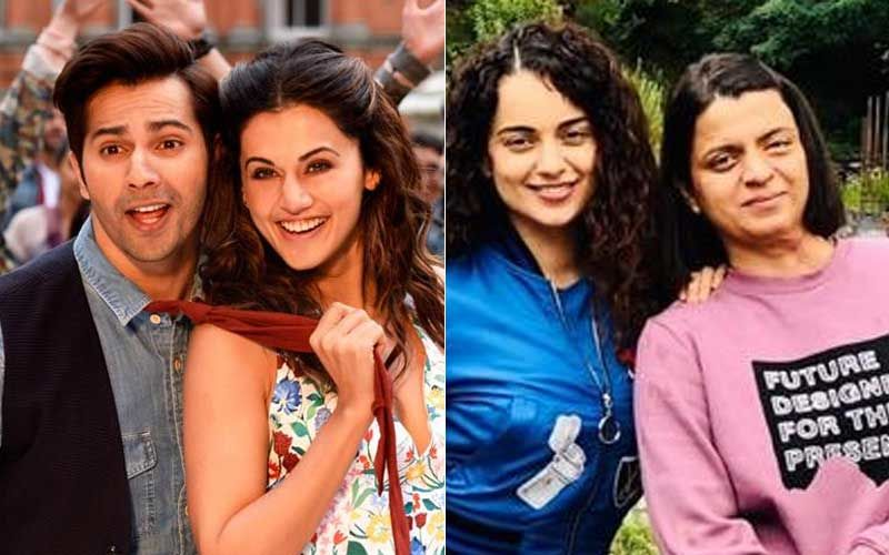 Did Taapsee Pannu Take A Jibe At Kangana Ranaut's Sister, Rangoli In Her Post To Varun Dhawan?
