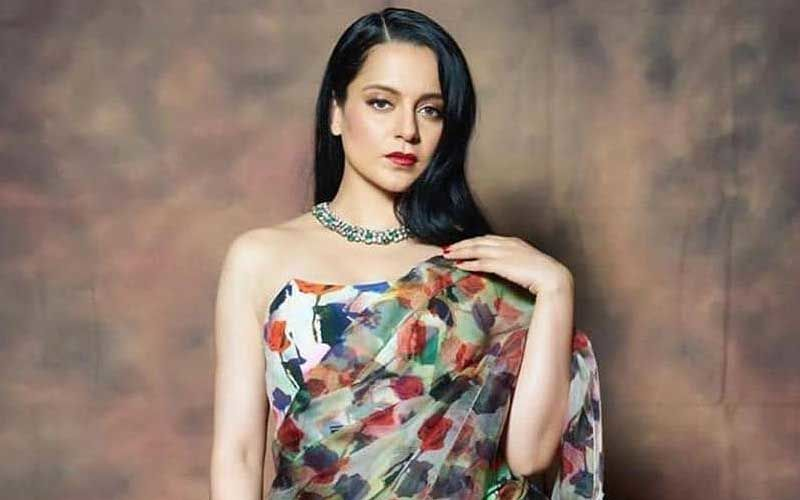 Kangana Ranaut On Being An Outsider, 'People Think I'm A Gold Digger From A Small Town'