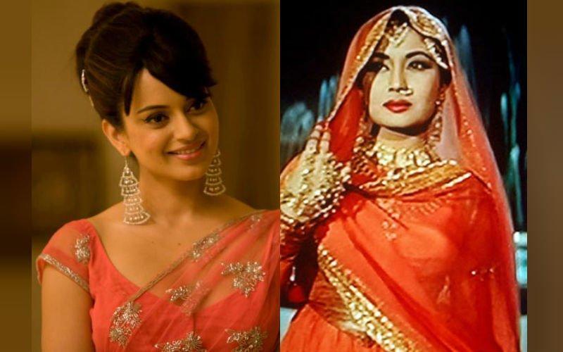 Kangana's Meena Kumari Biopic Hits A Roadblock