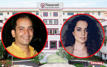 Kangana Ranaut's Dhaakad Producer Sohel Maklai Suffers Heart Attack, Rushed To Nanavati Hospital And Undergoes Angioplasty-EXCLUSIVE