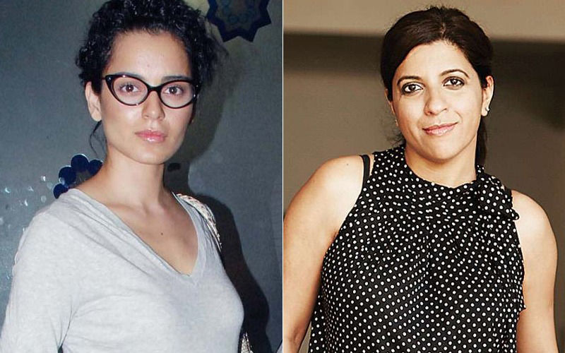 "Zoya Akhtar Slams Kangana Ranaut For Her Statement On Bollywood: ""I Don't Understand Her Accusations"""