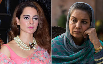 Kangana Ranaut Calls Shabana Azmi 'Anti-National'; Senior Actress Hits Back