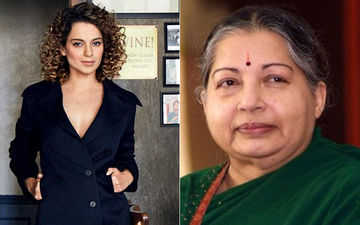 Kangana Ranaut to Play Jayalalitha in Late Tamil Nadu CM's Biopic
