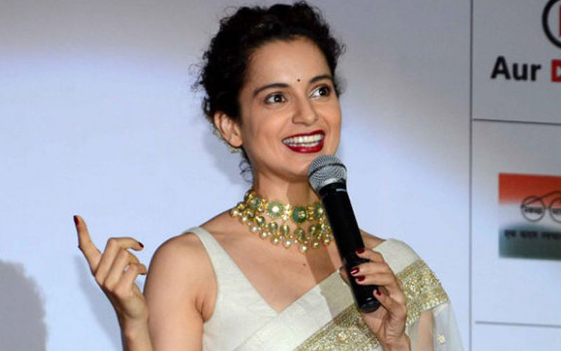 "Kangana Ranaut On Article 370 Being Revoked In Jammu And Kashmir: ""Scrapping Of Article 370 Was Long Due, I Congratulate Entire Bharat"""