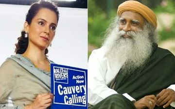 Kangana Ranaut Talks To Sadhguru On 'Save Cauvery'- WATCH VIDEO
