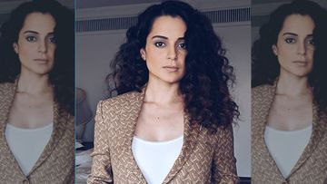Kangana Ranaut On Getting Recognised In Bollywood: 'I'm A Dehati, Gawar, What Is On My Mind, Is On My Mouth'