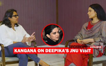 Kangana Ranaut On Deepika's JNU Visit And #BoycottChhapaak: She Very Well Knows What She Is Doing- EXCLUSIVE