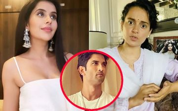 Charu Asopa Applauds Kangana Ranaut For Her 'Real Talk' About Injustice Against Sushant Singh Rajput In Her Interview