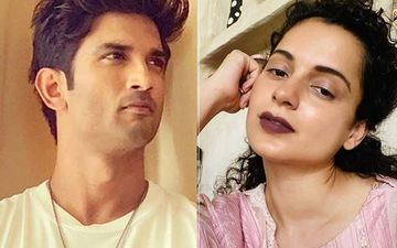 Kangana Ranaut Asks, 'Why You Forcing Illness On Us?', Says She Wants People To Believe When Sushant's Father Says The Actor Wasn't Mentally Ill