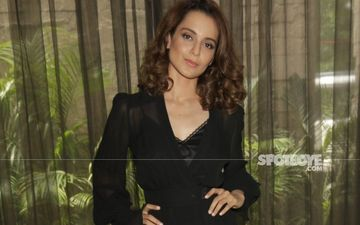 Kangana Ranaut Spends Valentine's Day Amid Nature; Takes A Day Off From Dhaakad Shoot To Enjoy Jungle Safari In Satpura Tiger Reserve
