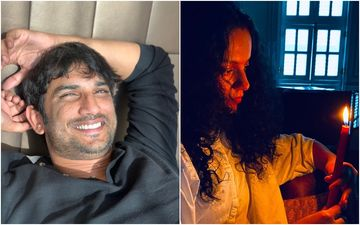 Sushant Singh Rajput Death: After Ankita Lokhande, Kangana Ranaut Lights A Candle In Memory Of Late SSR