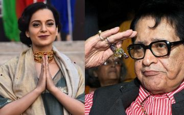 दिग्गज अभिनेता मनोज कुमार ने कही बड़ी बात- कंगना, रानी लक्ष्मीबाई का किरदार निभाने के लिए ही पैदा हुई