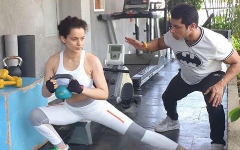 Omg! Cannes फिल्म फेस्टिवल के लिए कंगना रनौत ने 10 दिन में घटाया 5 किलो वजन