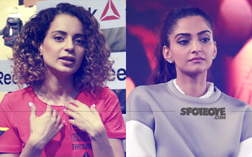 Kangana Ranaut Explodes: Not Famous Because Of My Dad; Sonam Isn't Known To Be A Good Actress Or A Speaker