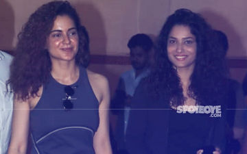 After Sonu Sood, Now Kangana Ranaut To Have A Face-Off With Ankita Lokhande For Manikarnika