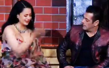 Bigg Boss 13: Kangana Ranaut And Salman Khan Scream At Each Other,  Have A Major Showdown -VIDEO