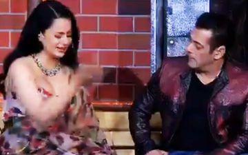 Bigg Boss 13: Kangana Ranaut And Salman Khan Scream At Each Other,  Have A Major Showdown -VIDEO