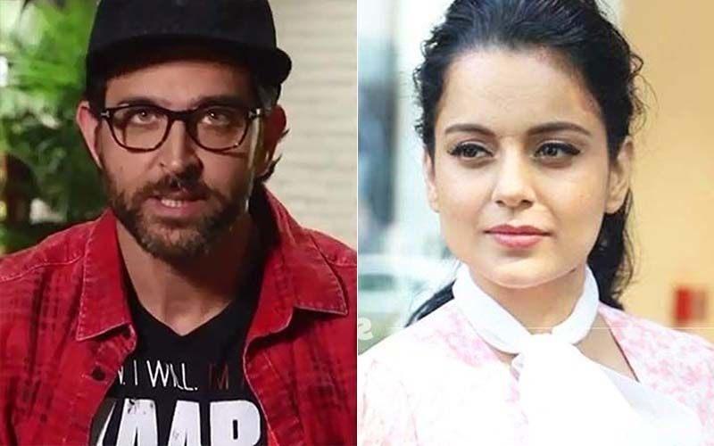 Hrithik Roshan Trends On Twitter; Netizens Show Their Support To The Actor After Kangana Ranaut's Tweet About His 'Sob Story'