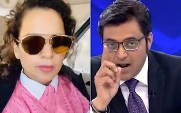 Arnab Goswami ARRESTED By Mumbai Police: Kangana Ranaut REACTS Via Video Message - WATCH