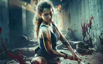 Dhaakad First Look Poster: Kangana Ranaut Looks Like Desi Lara Croft In New Poster As Agent Agni; Announces Release Date