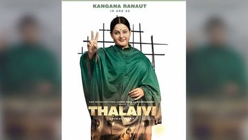 Kangana Ranaut's Thalaivi Suffers Rs 5 Crore Production Loss Due To Coronavirus
