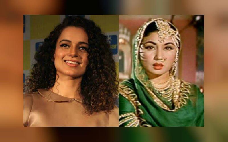 Im Doing Meena Kumari Biopic: Kangana