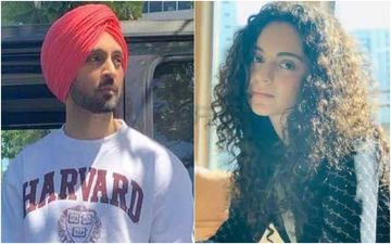 Diljit Dosanjh OFFERS Kangana Ranaut His PR Person's Job; SLAMS Her By Saying She Lives With Misconceptions