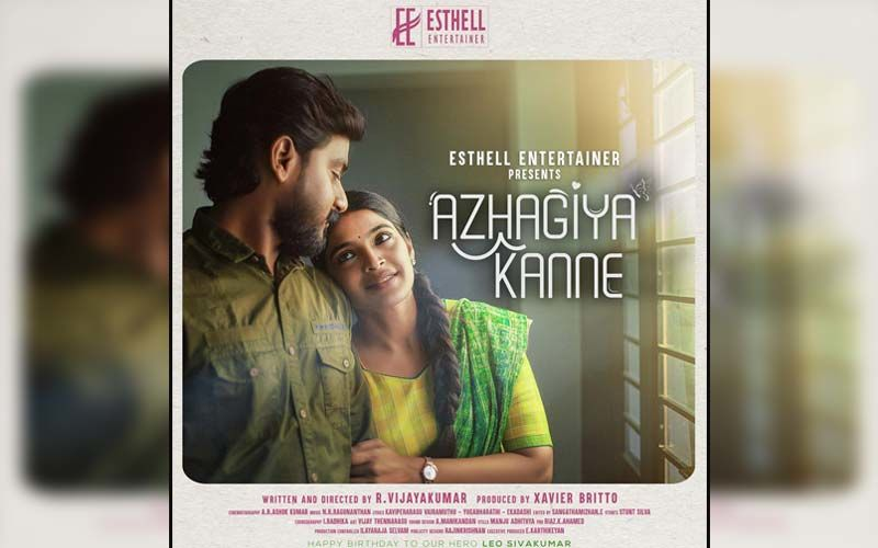 Azhagiya Kanne: Actor Arya Excited To Share The First Look Of His Upcoming Film Starring Sanchita Shetty